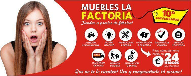 Muebles La Factoría celebra su 10º Aniversario - Noticias Empresa - La Voz de...