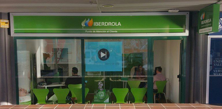 Inform tica lanzarote e iberdrola llegan a un acuerdo de for Iberdrola horario oficinas