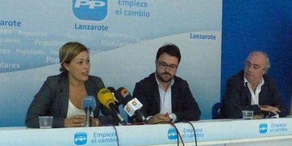 El PP reclama 10 millones más para Lanzarote en los presupuestos ... - La Voz de Lanzarote