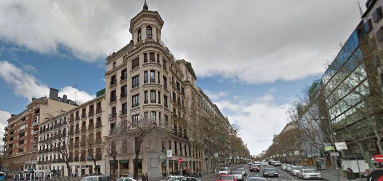 La juez de stratvs embarga un piso de rosa en la calle - Calle serrano 55 madrid ...