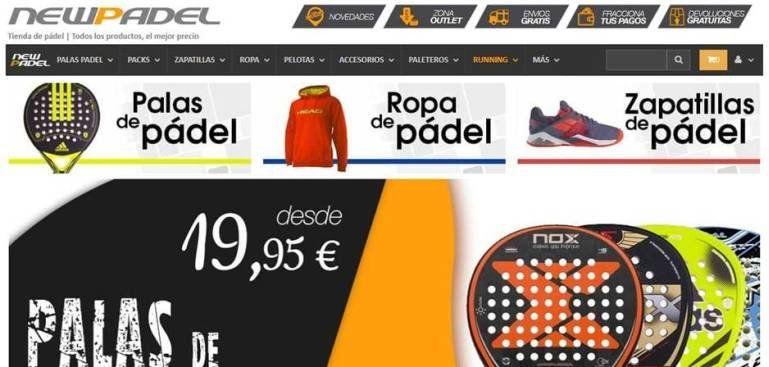 a un precio razonable seleccione original estilo popular NewPadel, la tienda de pádel online con mejores precios ...