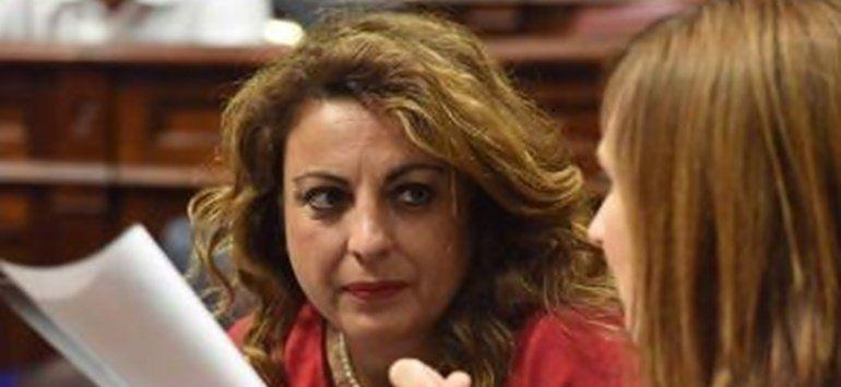 Cristina Valido pone en valor la experiencia en su intervención en el Parlamento