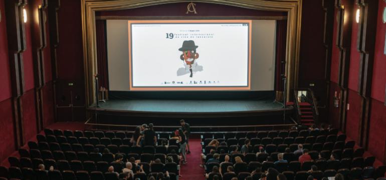 Resultado de imagen de El Cabildo de Lanzarote retira cartel del Festival de Cine sobre César Manrique