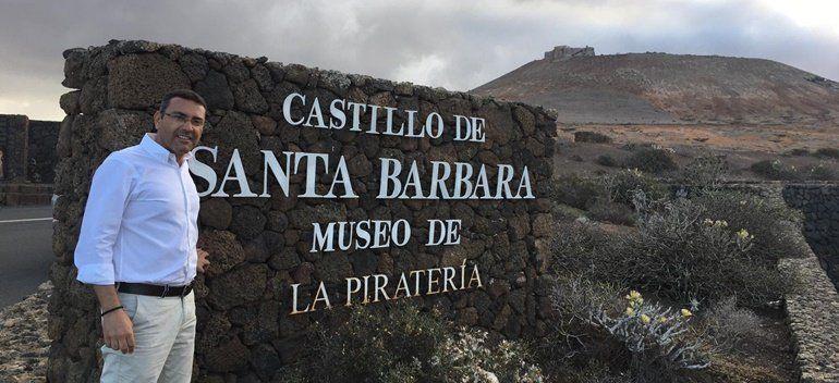 Teguise adjudica la restauración del Castillo de Santa Bárbara a una empresa especializada en monumentos - La Voz de Lanzarote
