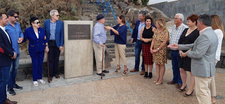 Arrecife recuperará la cascada diseñada por César Manrique para el Charco de San Ginés - La Voz de Lanzarote
