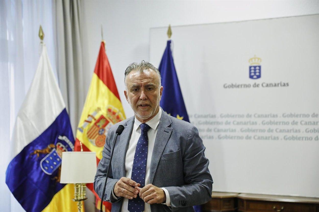 """Torres cree de """"justicia"""" que las regiones más dañadas por la covid reciban más dinero"""